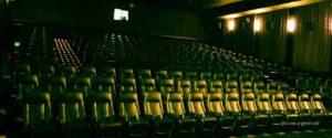 cines cerrados