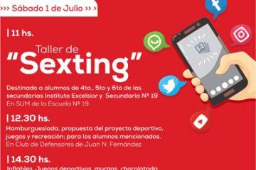 taller de sexting