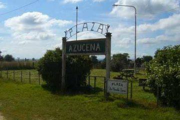 azucena plaza